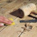 Как исправить скрипучий пол