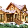Выбор древесины для деревянного дома