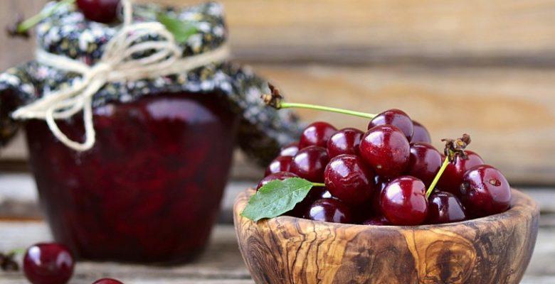 Домашние заготовки вишни
