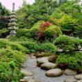Небольшой японский сад на даче — идеи и принципы