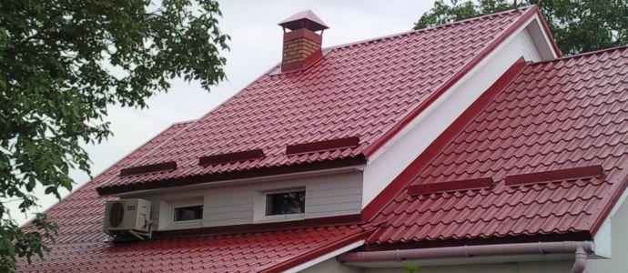Выбираем форму будущей крыши