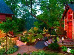 Идея для красивого сада